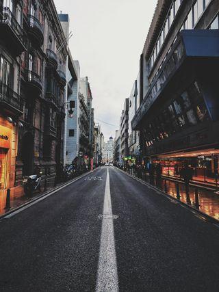 Обои на телефон городские, улица, новый, город, urban street