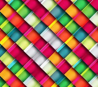 Обои на телефон геометрические, шаблон, современные, красочные, дизайн, абстрактные, creatice