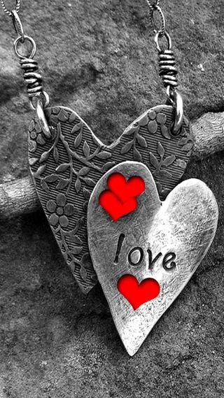 Обои на телефон ты, любовь, i love you, 3 you