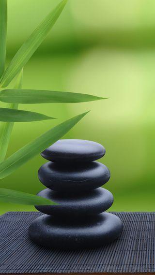 Обои на телефон дзен, камни, zen rocks 7