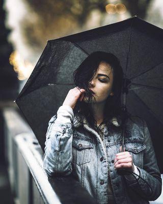 Обои на телефон настроение, симпатичные, одиночество, модели, люди, любовь, женщина, дождь, девушки, амбрелла, love