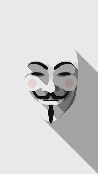 Обои на телефон маска, фильм, анонимус, справедливость, вендетта