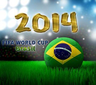 Обои на телефон фифа, чашка, футбол, флаг, мир, бразилия, world cup 2014, 2014
