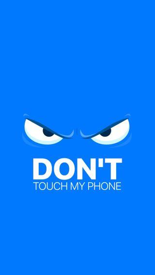 Обои на телефон трогать, не, телефон, мой
