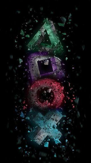 Обои на телефон футбол, станция, сони, пс4, игра, знаки, бренды, sony, ps4, ps, play station, hd