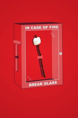 Обои на телефон стекло, ешь, break glass to eat, break