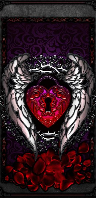 Обои на телефон блокировка, симпатичные, розы, прекрасные, любовь, крылья, красые, девчачие, валентинка, ангел, love, fallenvalentineangel