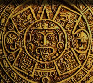 Обои на телефон история, шаблон, племенные, крутые, древний, дизайн, арт, hd, aztec pattern, aztec, art