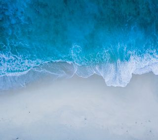 Обои на телефон ми, сяоми, природа, пляж, море, волны, андроид, xiaomi, miui 10, mi pad 4, android