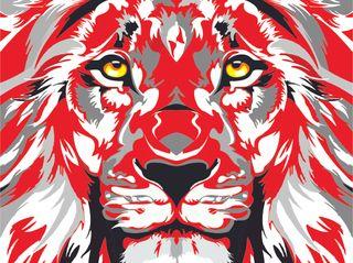 Обои на телефон леон, красные, колумбия, leon rojo, len