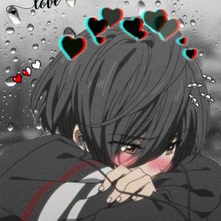 Обои на телефон мальчик, грустные, аниме, sad anime, lonelyanime