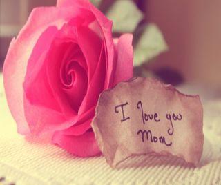 Обои на телефон ты, счастливые, повод, матери, мама, любовь, день, i love you