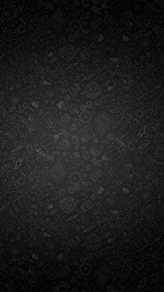 Обои на телефон шаблон, черные, фон, арт, fon, art