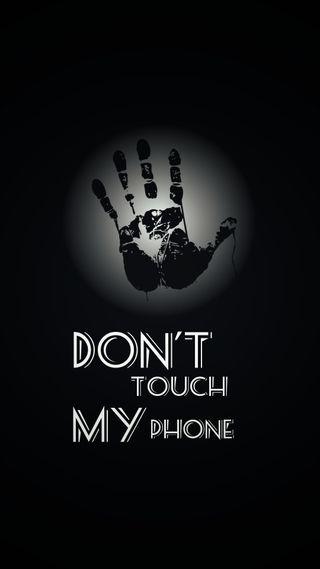 Обои на телефон эпл, черные, трогать, телефон, самсунг, не, мой, белые, андроид, samsung, ios, apple, android