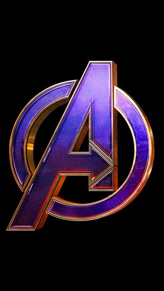 Обои на телефон финал, фильмы, мстители, логотипы, avengers endgame logo 5k