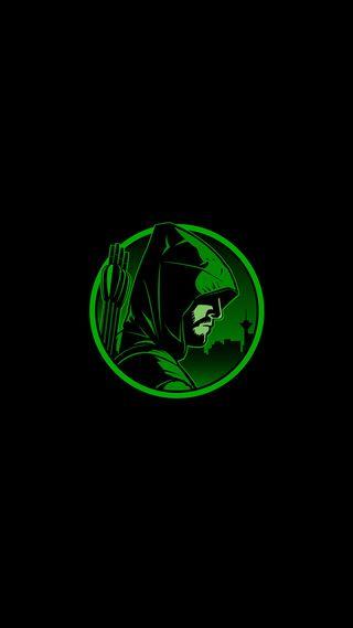 Обои на телефон стрела, логотипы, королева, зеленые, the green arrow, the arrow, oliver queen, arrow logo wallpaper