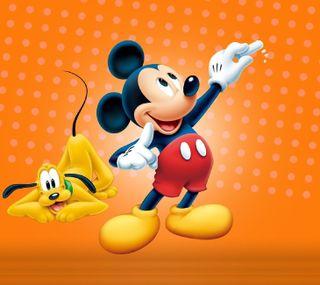 Обои на телефон привет, счастливые, рисунок, мультяшные, мультфильмы, микки, дональд, дети, mickey draw, hello, happy, desney