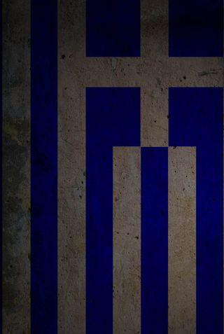 Обои на телефон греция, флаг, мотивация, flag of greece