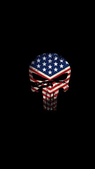 Обои на телефон каратель, флаг, справедливость, свобода, американские, chris kyle