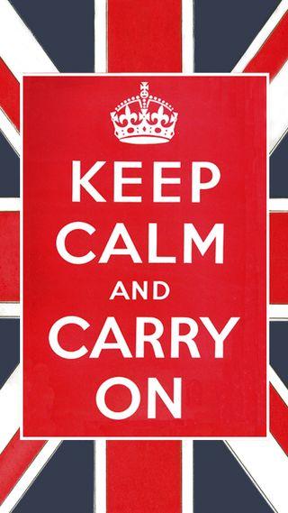 Обои на телефон спокойствие, рисунок, дизайн, keep calm and carry on, keep calm, carry on