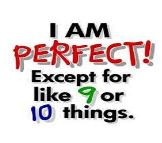 Обои на телефон забавные, perfect, i am perfect, except
