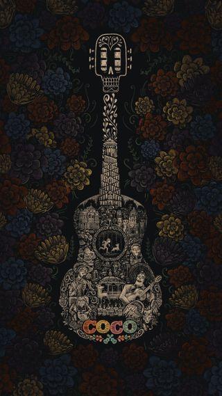 Обои на телефон любовники, рок, музыка, любовь, кольцр, коко, гитары, гитара, love, coco music