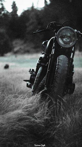 Обои на телефон тюнинг, тень, парк, мотоциклы, гонщик, армия, us, pacific, motorcycle wallpaper, battlefield, back