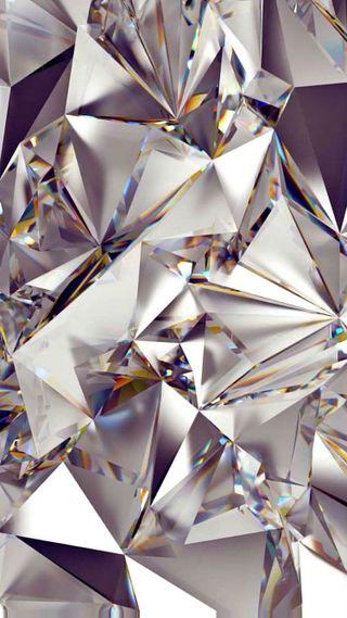 Обои на телефон странные, серебряные, цветные, кристаллы, кристалл, зеркало, odd, mirrors, 80е
