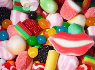 Обои на телефон сахар, цветные, сладости, красочные, конфеты