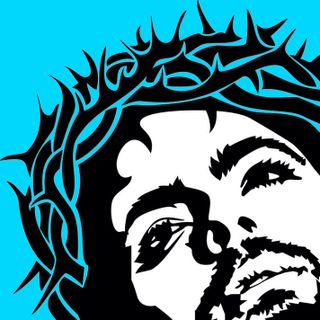 Обои на телефон святой, религиозные, исус