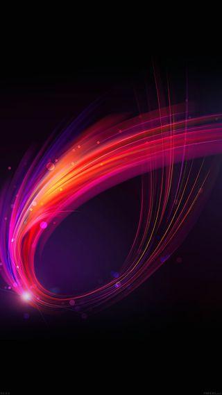Обои на телефон фотошоп, эффект, черные, розовые, оранжевые, крутые, абстрактные, ps