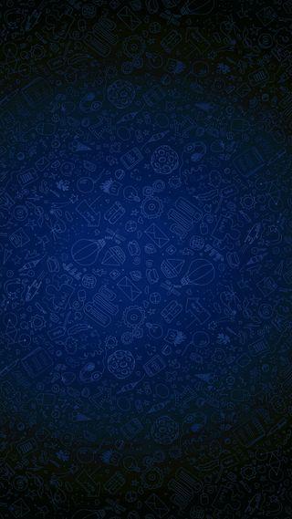 Обои на телефон шаблон, фон, синие, арт, fon, art