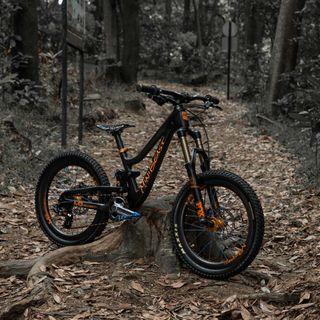 Обои на телефон байк, downhill bike, bike for downhill