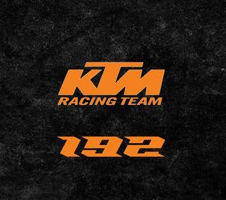 Обои на телефон ктм, экран, логотипы, дом, ktm logo, 192