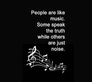 Обои на телефон правда, музыка, люди