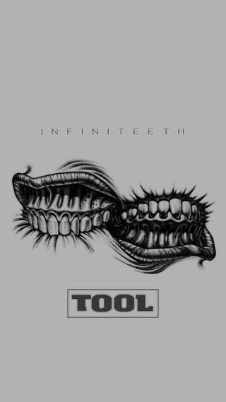 Обои на телефон спираль, рот, поцелуй, музыка, зубы, группа, toolband, tool infiniteeth, tool