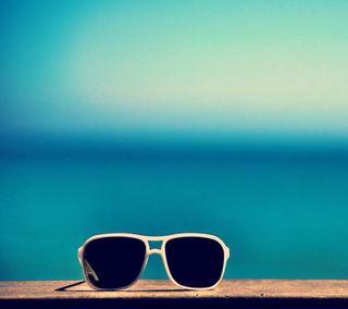 Обои на телефон солнце, солнечные очки, праздник, море, лето, классные, вид