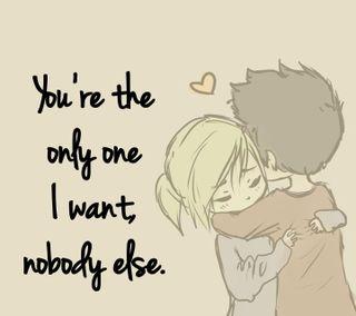 Обои на телефон цитата, флирт, только, твой, романтика, поговорка, новый, любовь, крутые, знаки, your the only one, love