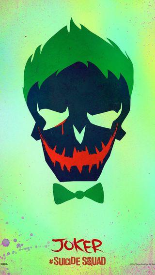Обои на телефон самоубийца, отряд, джокер, бэтмен