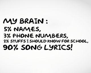 Обои на телефон песня, школа, числа, телефон, поговорка, мой, мозг, лирика, забавные, song lyrics, phone numbers, names, my brain