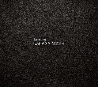 Обои на телефон galaxy, note, note 4, samsung, galaxy note 4, черные, логотипы, галактика, самсунг, кожа