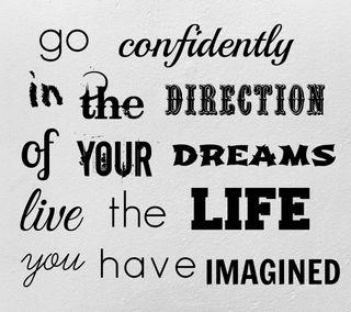 Обои на телефон мечты, цитата, вдохновляющие, livelife, inspiring quote, imagined, confidently