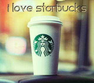 Обои на телефон старбакс, любовь, кофе, love, i love starbucks