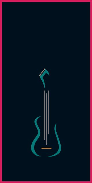 Обои на телефон плоские, песня, музыка, материал, лучшие, гитара, арт, material guitar art, ibanez, art, acoustic guitar