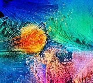 Обои на телефон перья, цветные, самсунг, красочные, галактика, альфа, абстрактные, samsung alpha, samsung, galaxy