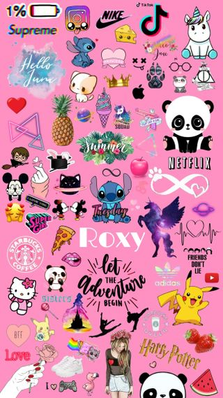 Обои на телефон каваи, розовые, любовь, vsco, tumblrr, tumblr, roxy, love, kawaiii, kawai