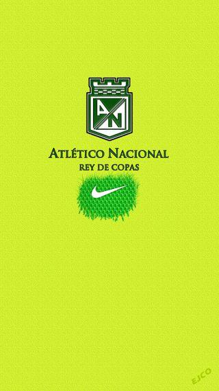 Обои на телефон колумбия, чемпионы, футбол, спорт, найк, логотипы, игра, nike, nacional, atletico nacional, atl nacional