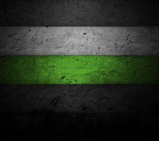 Обои на телефон тень, серые, полосы, зеленые, белые