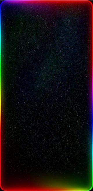 Обои на телефон черные, цветные, синие, светящиеся, неоновые, красые, зеленые, желтые, андроид, neob, android