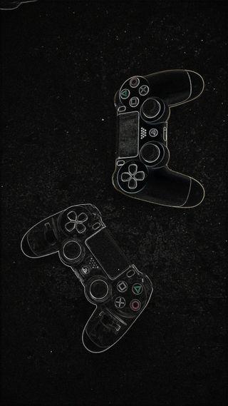 Обои на телефон playstation, ps4, control4, игры, пс4, игровые, геймер, джойстик